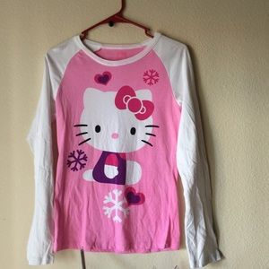 Hello Kitty pajama long sleeve
